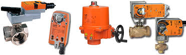 valves and actuators for Belimo